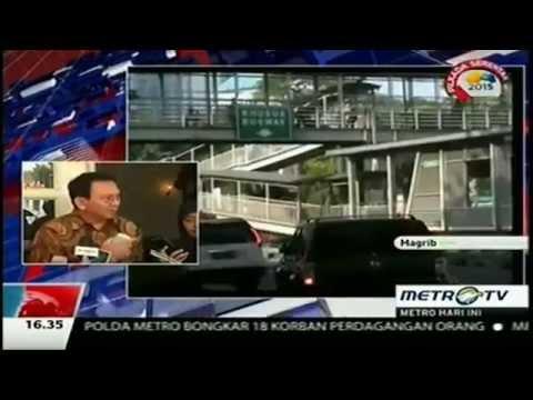 Berita Terbaru Hari Ini 4 Juli 2015 - Bus Transjakarta Terbakar, AHOK Menilai Adanya Permainan KKN