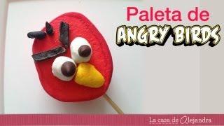Cómo Hacer Paletas De Angry Birds De Malvavisco How To