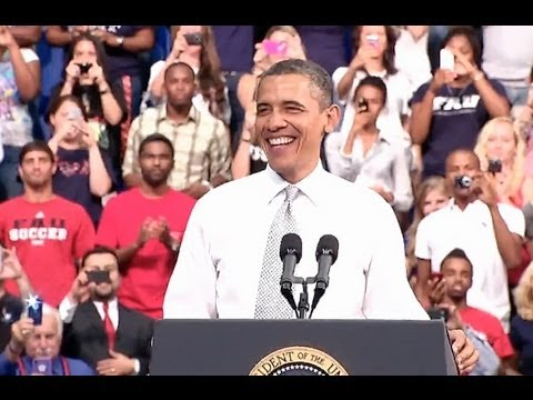 President Obama Speaks on Tax Fairness