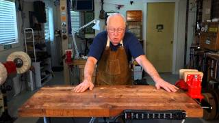 Watch the Trade Secrets Video, Hot tip: A new way to use your guitar repair vise