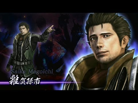 無双OROCHI 2 ULTIMATE WO3U Saika Magoichi LV 100 Secret Weapon Chaos Mode HD 720p