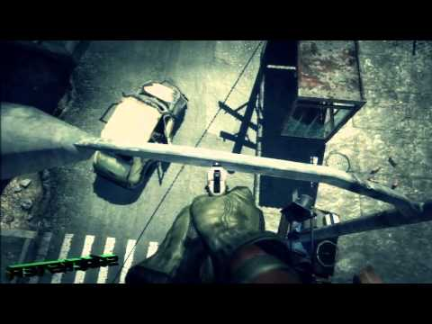 The Favela Pole Jump (MW2) (PS3)