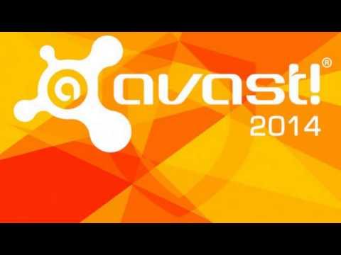 Download Tải Phần Mềm Avast Antivirus 2014 Full  Crack + Keygen