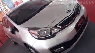 2014 Kia Rio 2014 Video Review Caracteristicas Versión