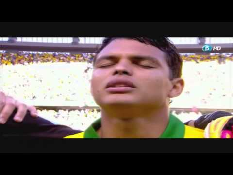 Brazil national anthem vs Mexico