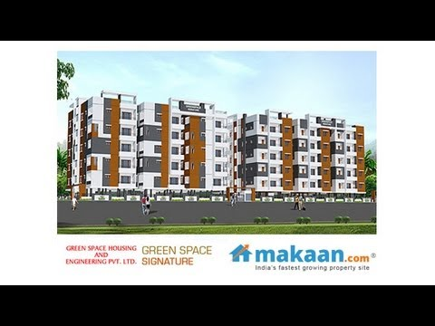 Green Space Signature, Manikonda, Hyderabad   Residential Apartments