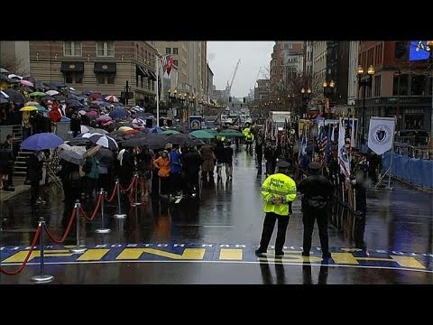 Biden pays tribute to Boston Marathon bombing victims