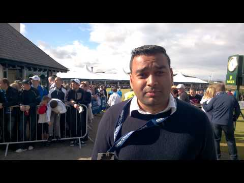 Aberdeen Asset Management Scottish Open - Final Day