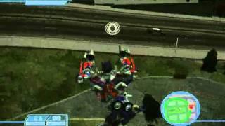 Transformers Autobot Final Español