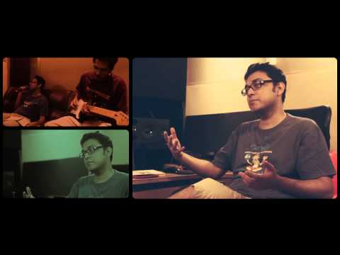 Making of Bakyobageesh | Anupam Roy | Album