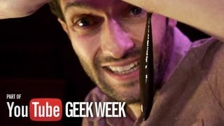 The Science of Leeches for Geek Week