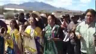 Maelyn&MacKayla Sunrise Ceremony(AZAPACHE2006 VIDEO