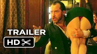 Dom Hemingway Official US Release Trailer (2014) Jude