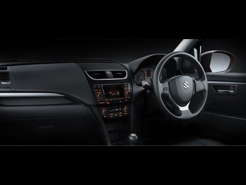 Maruti Suzuki Swift Zxi 2014 Interiors
