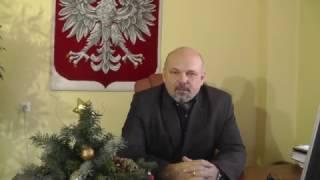 Wesołych Świąt Bożego Narodzenia oraz wszelkiej pomyślności w roku 2017 r. dla mieszkańców Miasta i Gminy