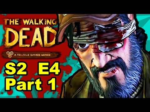 KENNY SMASH! - Walking Dead Season 2 Episode 4