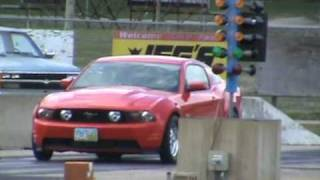 11 Second 2011 Mustang Gt Coyote 5.0 Automatic