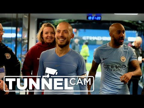 TUNNEL CAM | Man City 2-1 West Ham | 2017/18