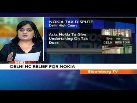 Newsroom- Delhi HC Unfreezes Nokia's Chennai Plant