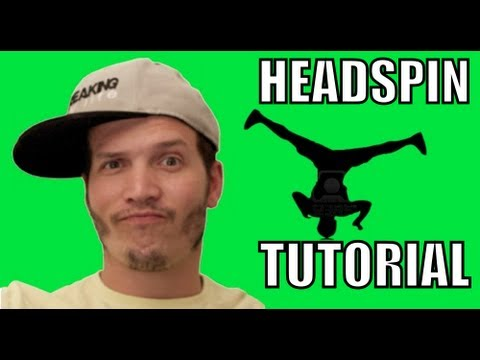 HEADSPIN TUTORIAL WITH A BRAZILIAN ACCENT