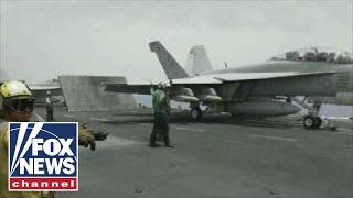 U.S.S. Truman deployed to the Persian Gulf