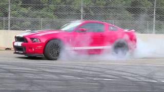 ! 2013 GT500 Sound ! Dyno Run, Burnout 1/4 Mile Pass