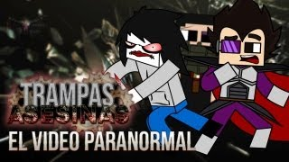 MINECRAFT: El Video Paranormal Con Vegetta777