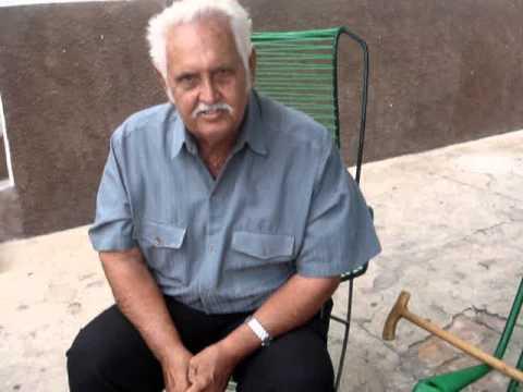 Amauri Aragão-Declamando Lindas poesias-Sumé-PB.