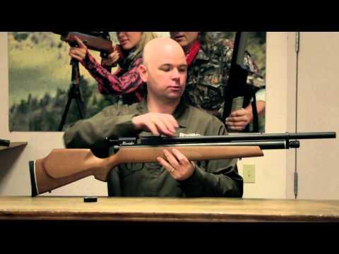 Benjamin Marauder® PCP Rifle Highlights