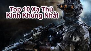 Top 10 Sniper Kinh Khủng Nhất Trong Lịch Sử Thế Giới