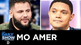 """Mo Amer - Enduring a Long Road to U.S. Citizenship in """"The Vagabond"""" 