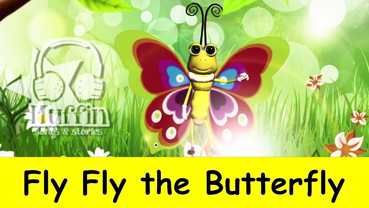 Butterfly Songs For Kid