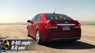 Chevrolet Cruze -  Jazda Pr�bna -Odc 9 - Sezon I videos