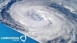 Se Registra Tornado Marino En Los Cabos, Baja California