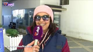 بالفيديو..ساكنة مدينة طنجة تحتفي بطريقة خاصة بعيد الحب و إقبال كبير على شراء الهدايا من طرف النساء |