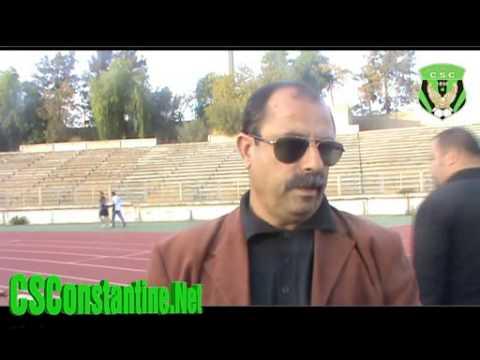 Interview Omar Bentobal à CSConstantine.Net