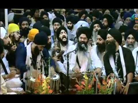 Bhai Manpreet Singh Ji - Delhi smagam 2011 - Tue 4th Oct - Evening Kirtan