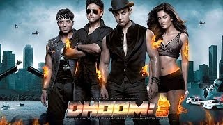 Dhoom 3 │Movie Review│Aamir Khan, Katrina Kaif