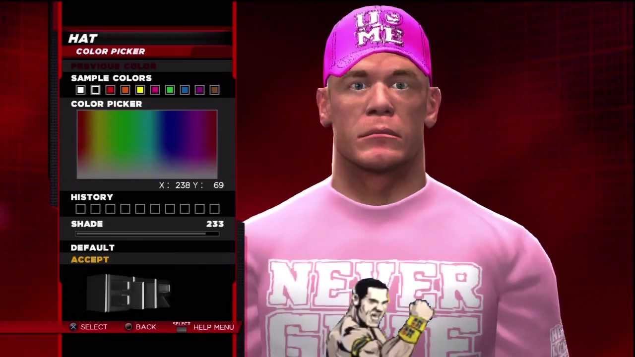 Chrome Add On John Cena