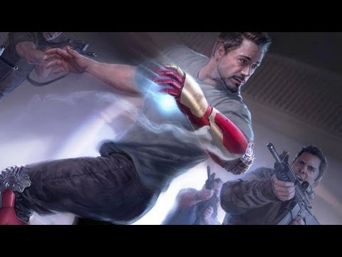 'Iron Man 3' Trailer Details Revealed