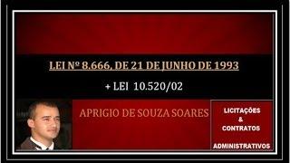 Direito Administrativo - Licitação - Vídeo Aula Concurso 2014 view on youtube.com tube online.