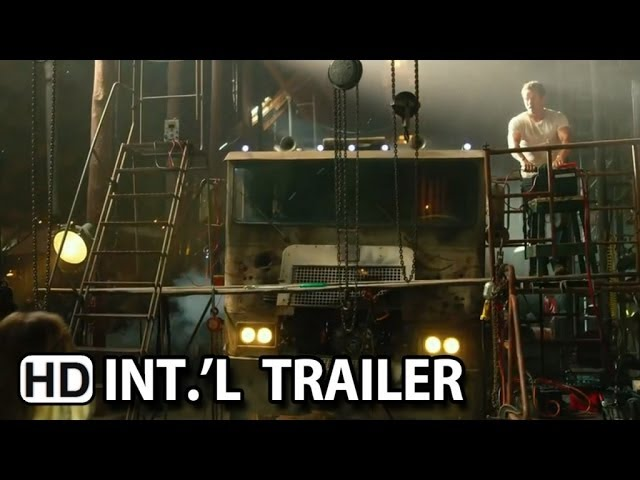 Transformers: Age of Extinction International Teaser Trailer (2014) HD