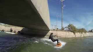 River Surfing en Argentina