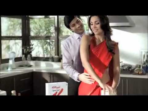 Kelloggs India Special K Commercial