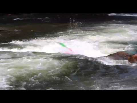 2013 World Freestyle Kayak Championships  - Mens Prelims