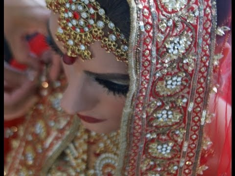 Pakistani Indian Bridal Make-Up