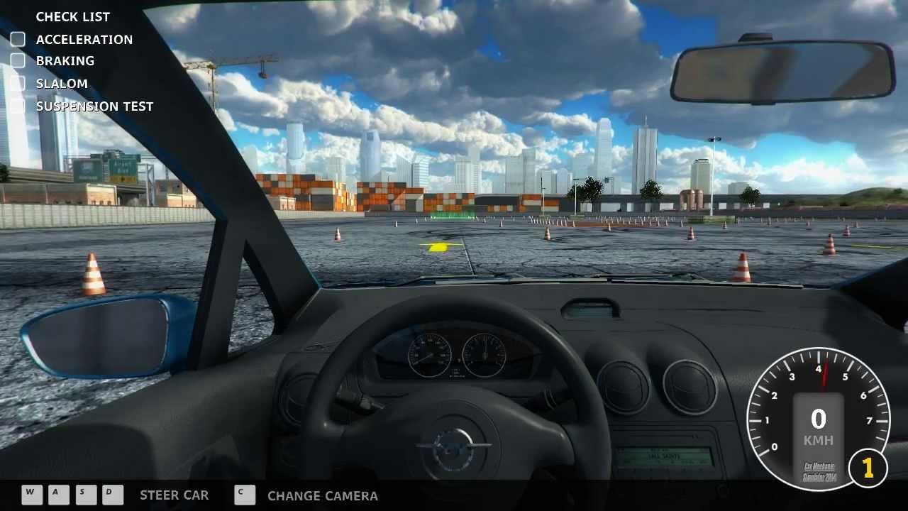 Aio Update Car Mechanic Simultor