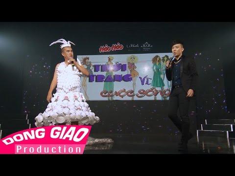 Hài kịch THỜI TRANG VÌ CUỘC SỐNG - Liveshow TRẤN THÀNH 2014 - Part 6