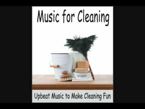 music for cleaning upbeat instrumental music to make