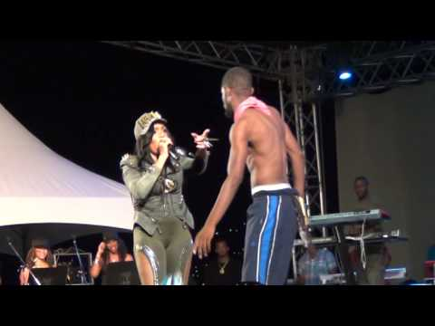 Destra - Army Fete 2013 - Wassyness - Wining with man from San Fernando